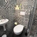 Toaleta - Hostel, ul. Ruska 18, Wrocław