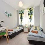 Pokój z dwoma łóżkami - Hostel ul. Kuźnicza 3, Wrocław