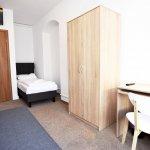 Mniejszy pokój 2 - Hostel, ul. Ruska 18, Wrocław