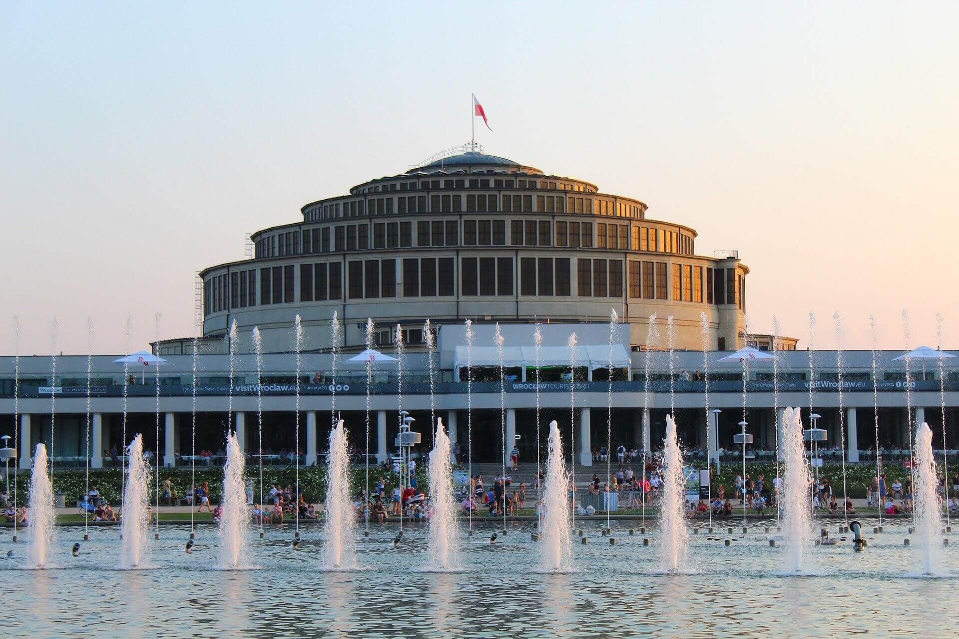 Najpopularniejsze zabytki we Wrocławiu