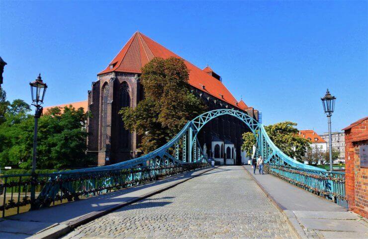 Klimatyczne dzielnice Wrocławia