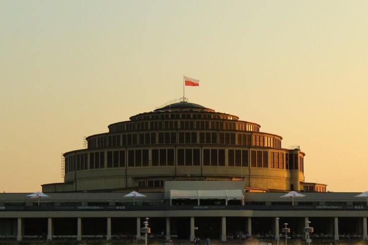 Hala Stulecia – Obiekt Światowego Dziedzictwa UNESCO